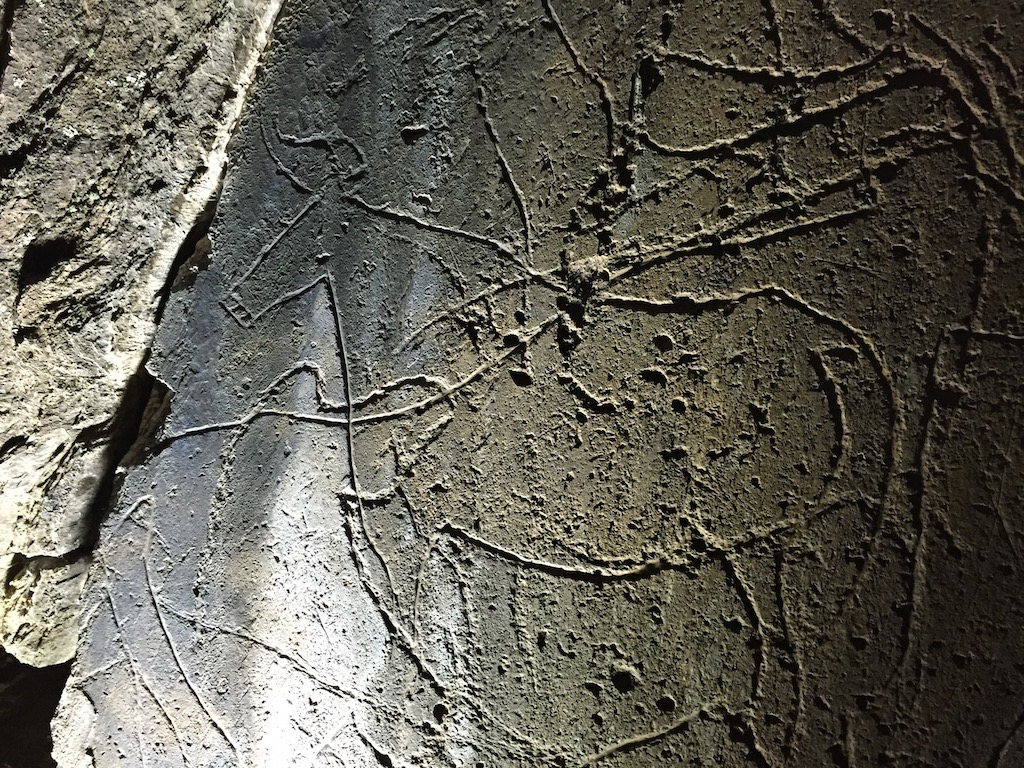Rund 25.000 Jahre alt: Die Peroglyphen im Parque Arqueológico des Valle do Coa; Foto: Heiner Sieger