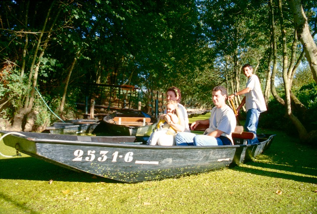 Vendee Autise Bootsfahrt