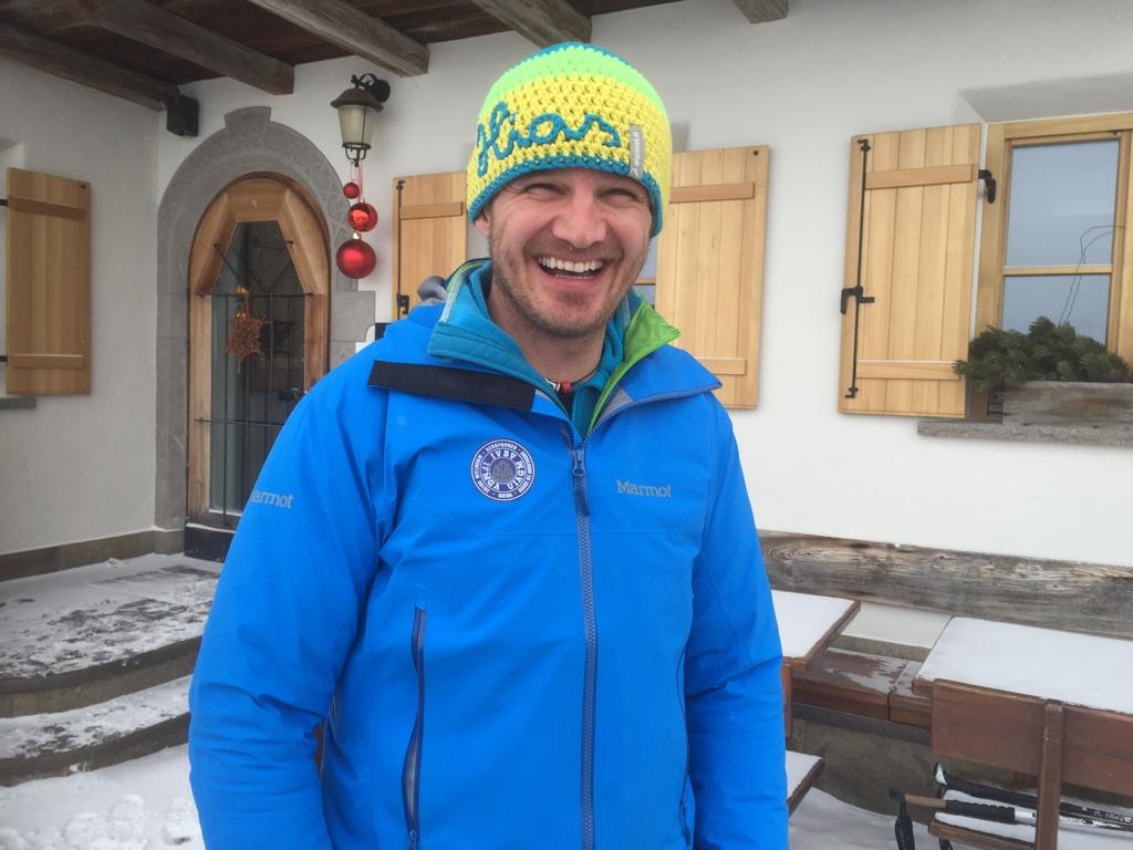 Ski- und Bergführer Matthias Hofer war als Bub Hirte auf der Villanderer Alm, Foto: Heiner Sieger, schönessüdtirol.de