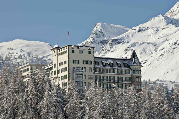 Das 5-Sterne Hotel Waldhaus in Sils