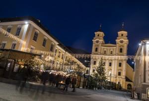 Advent am Dom in Wiener Neustadt. Foto: Rasinger-Halmen