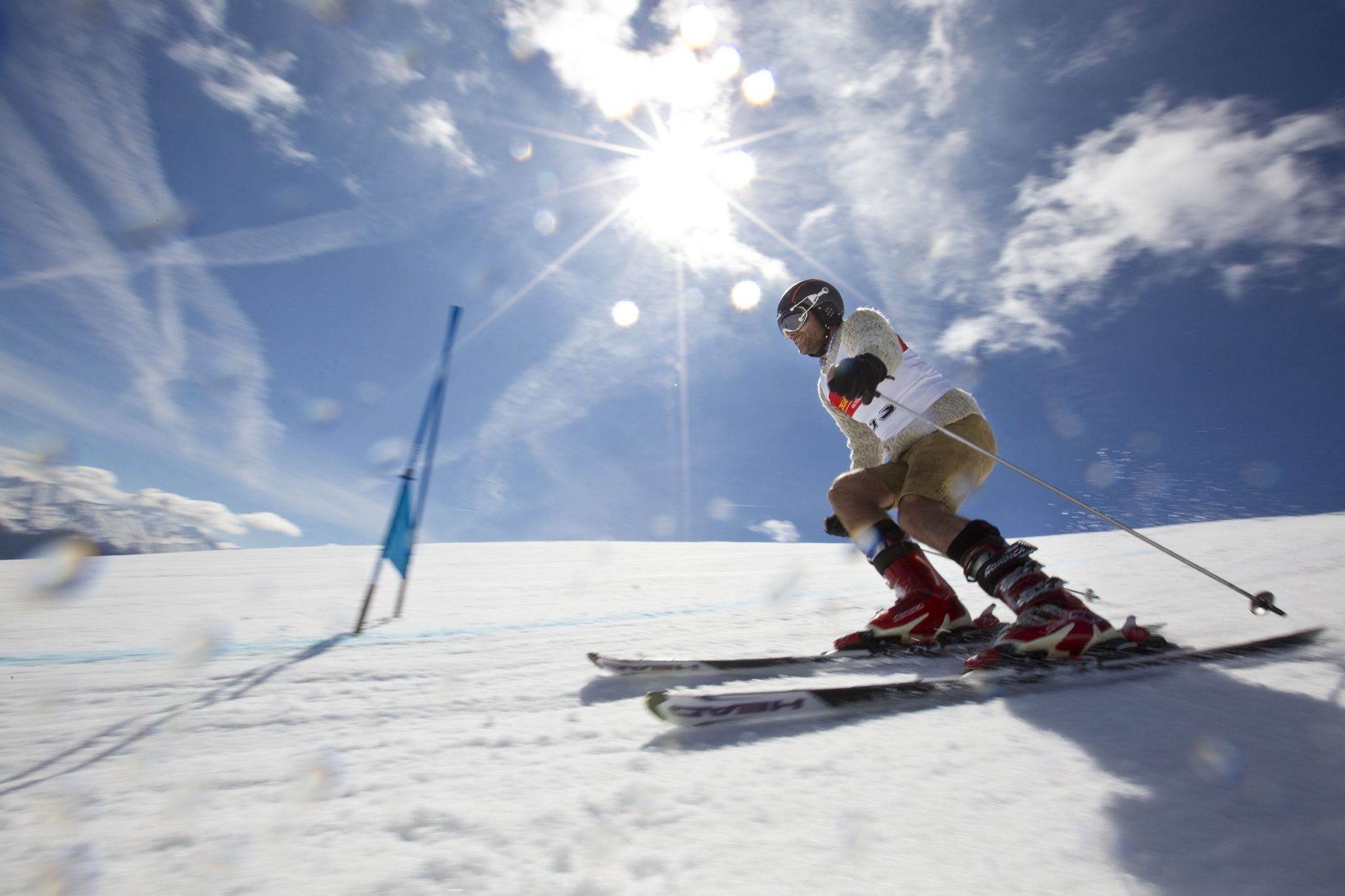 Winzer Wedelcup 2018 Gourmet Gastronomen Skifahren Golfspielen
