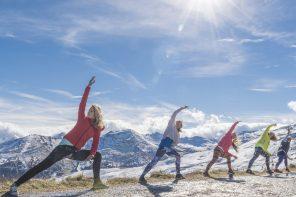 """Yoga-Herbst in Gastein – eine """"Quelle der Inspiration"""""""
