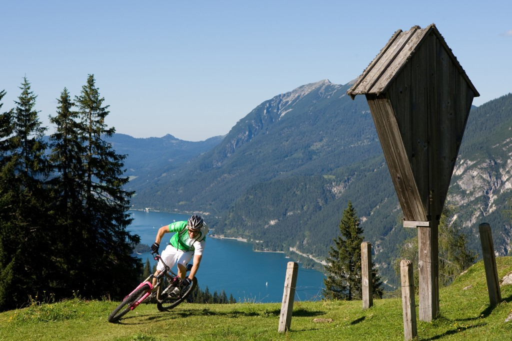 Super-Radweg Bayern-Tirol