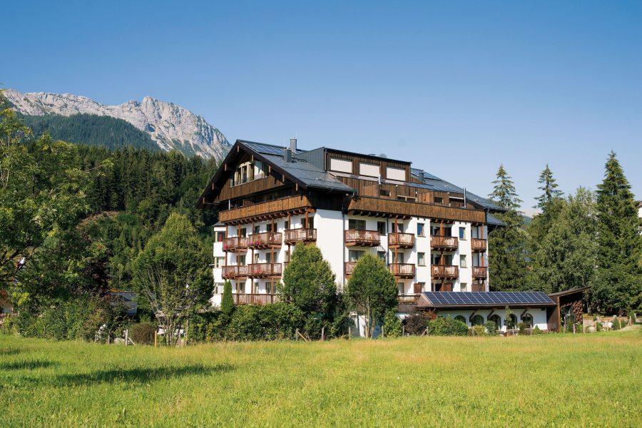 "Hotel ""Der Löwe"" in Leogang. Foto: Hotel Löwe"
