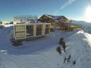 Die Kristallhütte wurde 2015 zur Skihütte des Jahres ausgezeichnet.