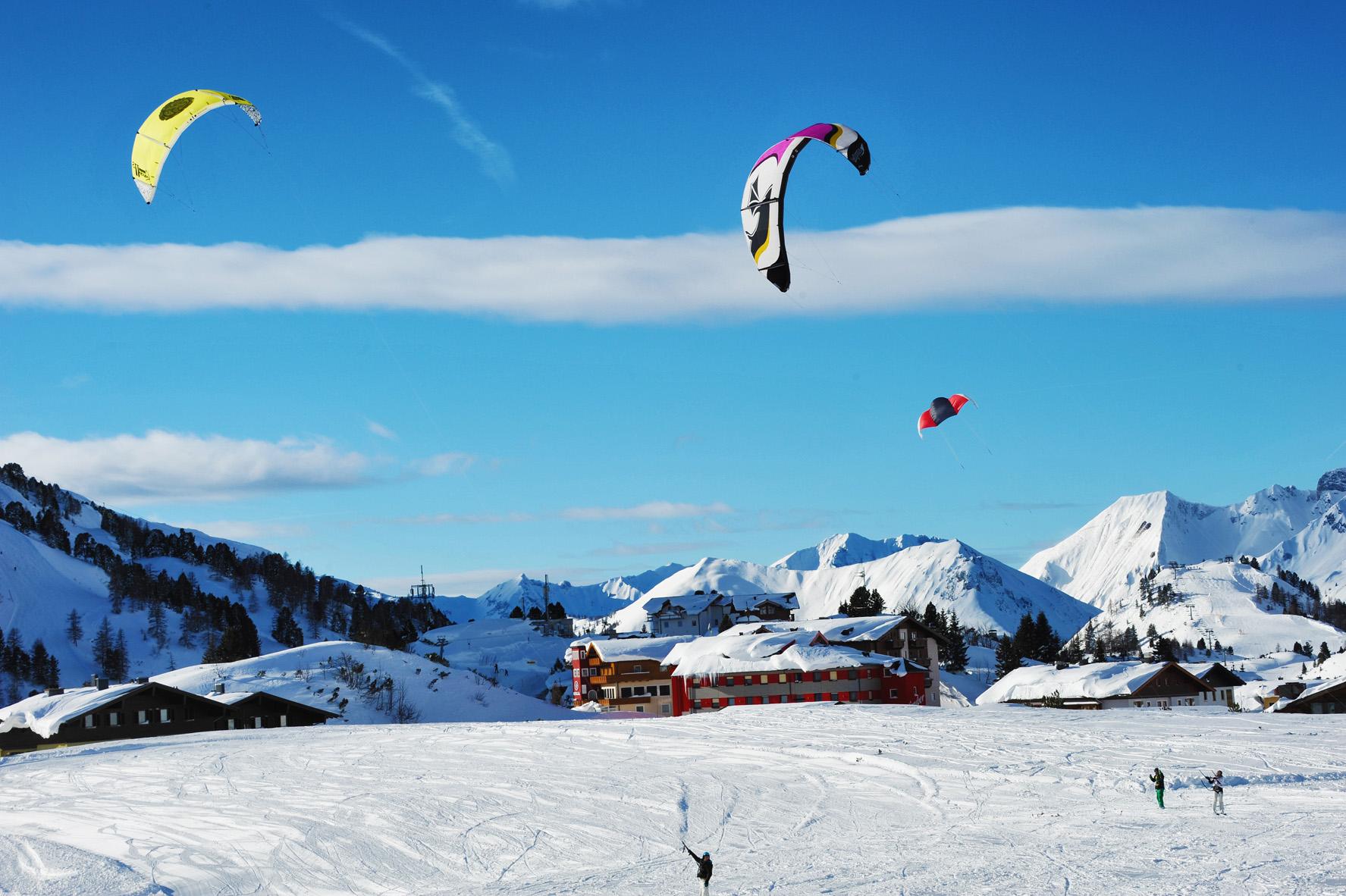 Wintersport-Alternativen für Abenteurer, Wanderer und Romantiker