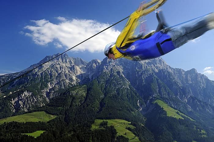 PURADIES (Salzburger Land) Mountain Bike Golf Rafting Canyoning