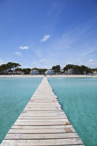 Die Playa de Muro im Norden Mallorcas  Foto:. Grupotel Hotels & Resort