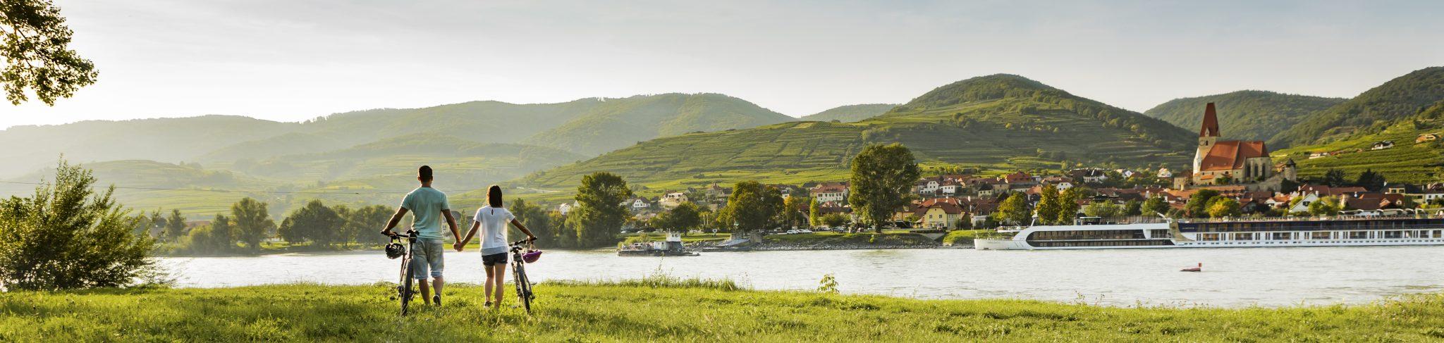Die schönsten Radtouren zwischen Donau-Auen und Mostviertel