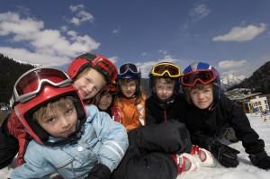 Mit der Schneemannkarte lifteln die Kleinen für 10 Euro.  TVB St. Anton am Arlberg / Fotograf Wolfgang Ehn