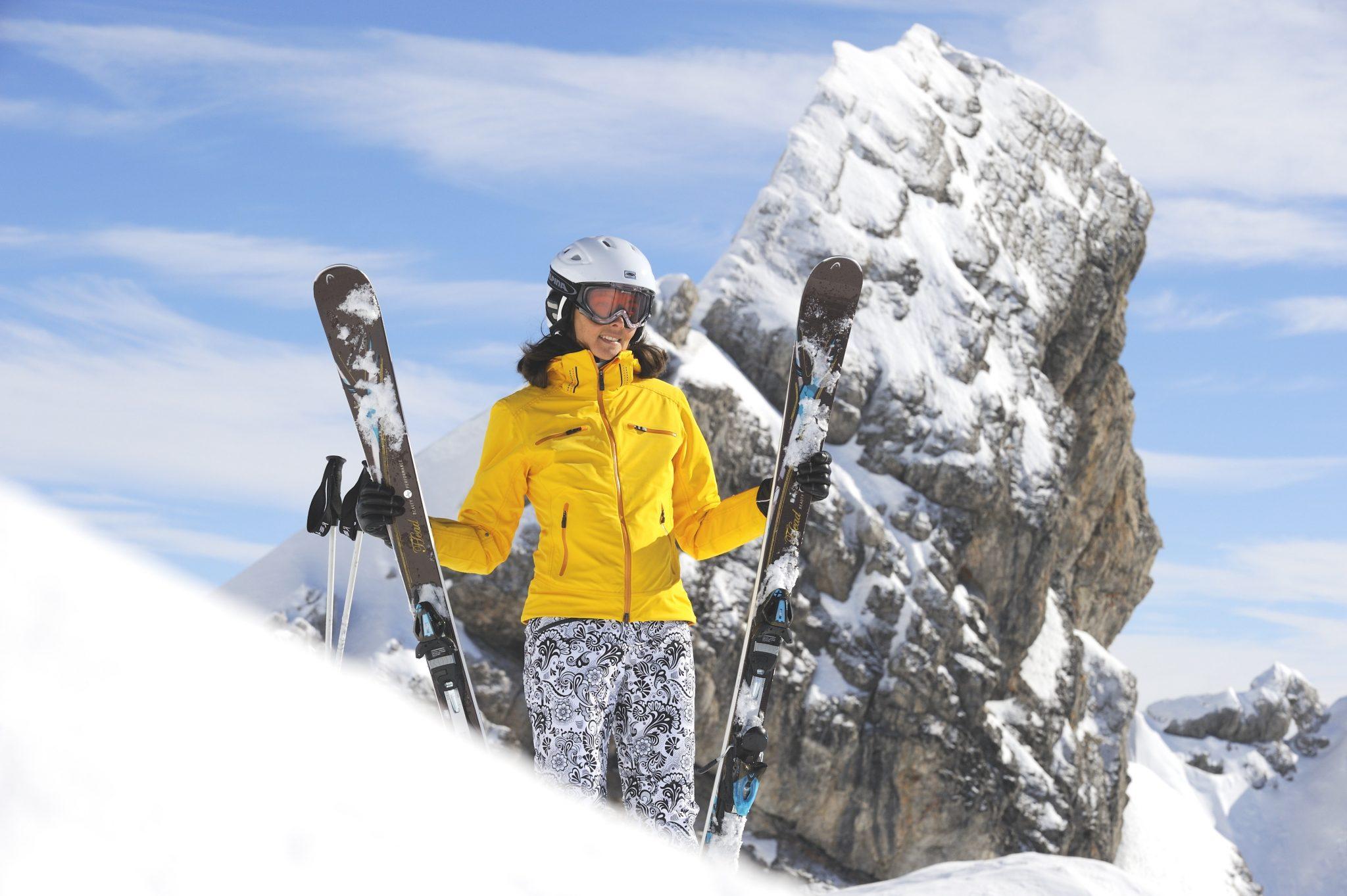 Frauenpower am Arlberg