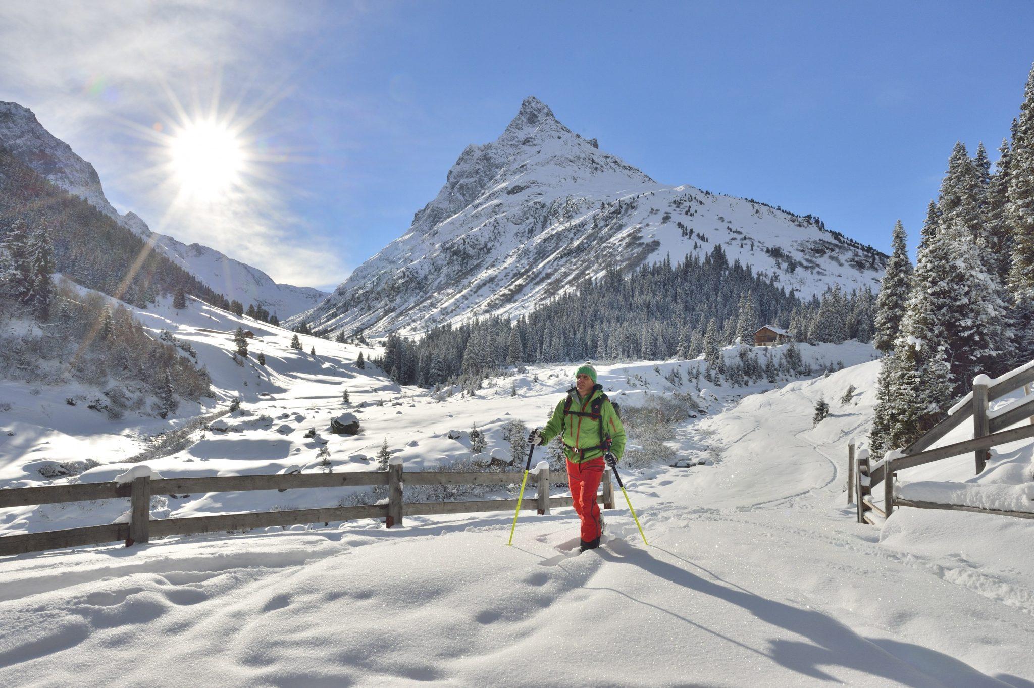 St. Anton am Arlberg: Alles außer Skifahren
