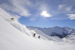 Frühjahrsskilauf in St. Anton am Arlberg: Berauschend bis zum Schluss