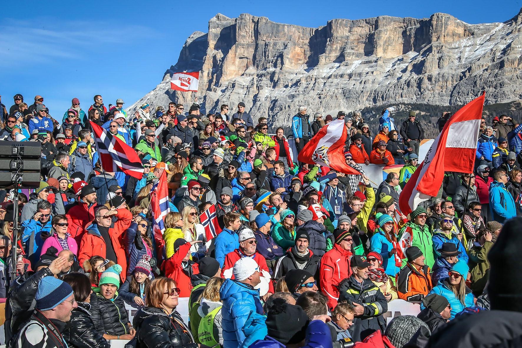Weltcup Alta Badia: Skistars und Sterneküche