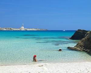 Die Bucht Cala Presili im Nordosten Menorcas Foto: Fundació Destí Menorca