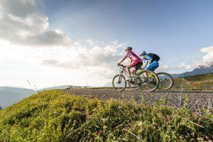 Urlaub mit Suchtfaktor: Biken am Hochkönig