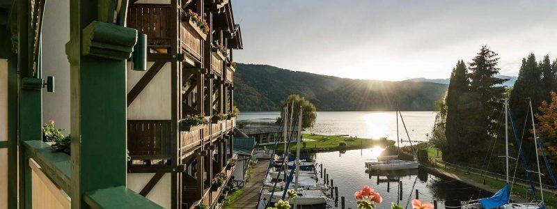 beste schönste Seehotels Österreich
