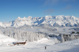 Vom Feiern auf die Piste - Reiteralm in der 4-Berge-Skischaukel