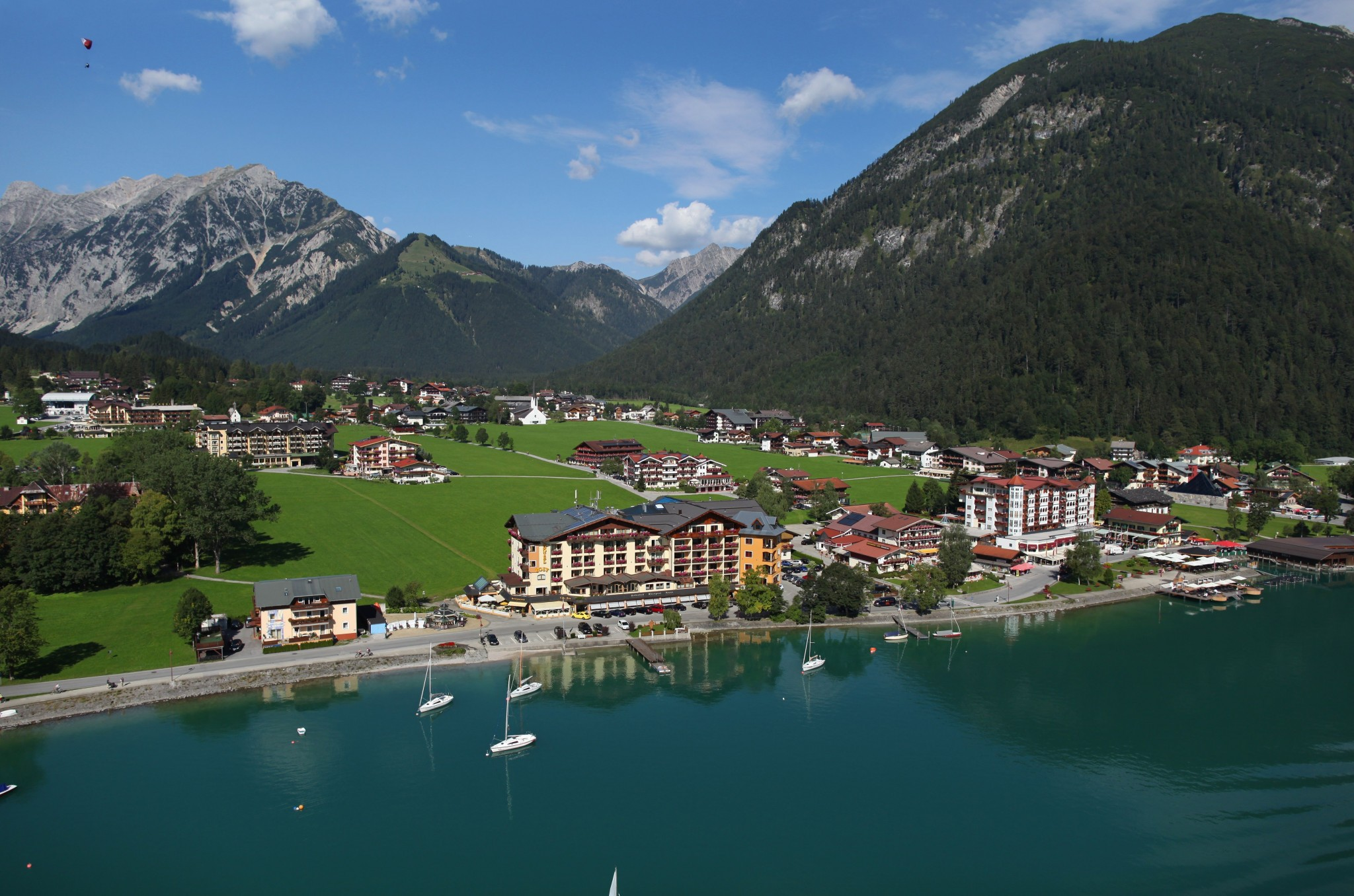 Hotel Post Am See Pertisau Austria