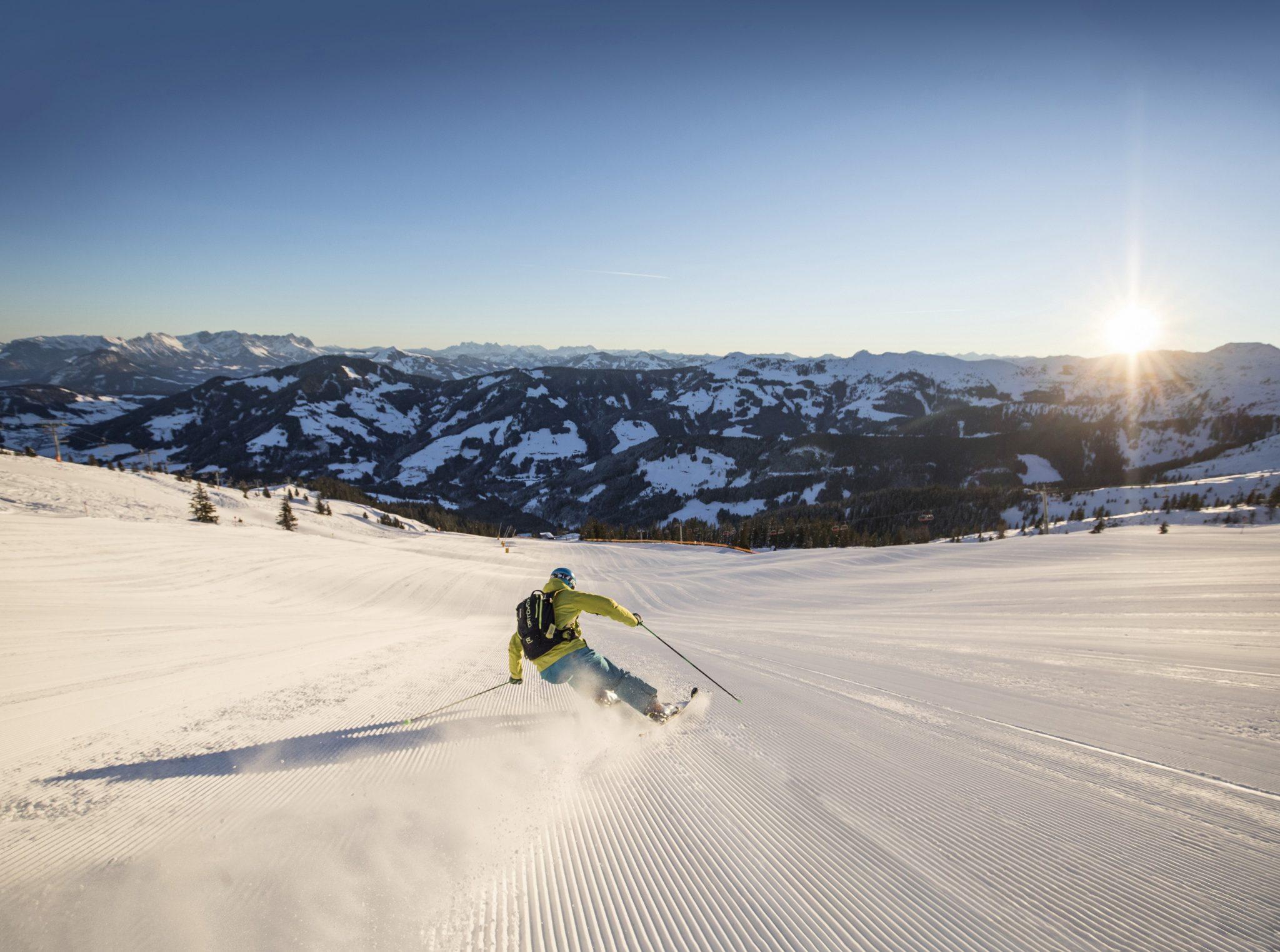 Sonnenskilauf und tolle Osterangebote im Ski Juwel Alpbachtal Wildschönau