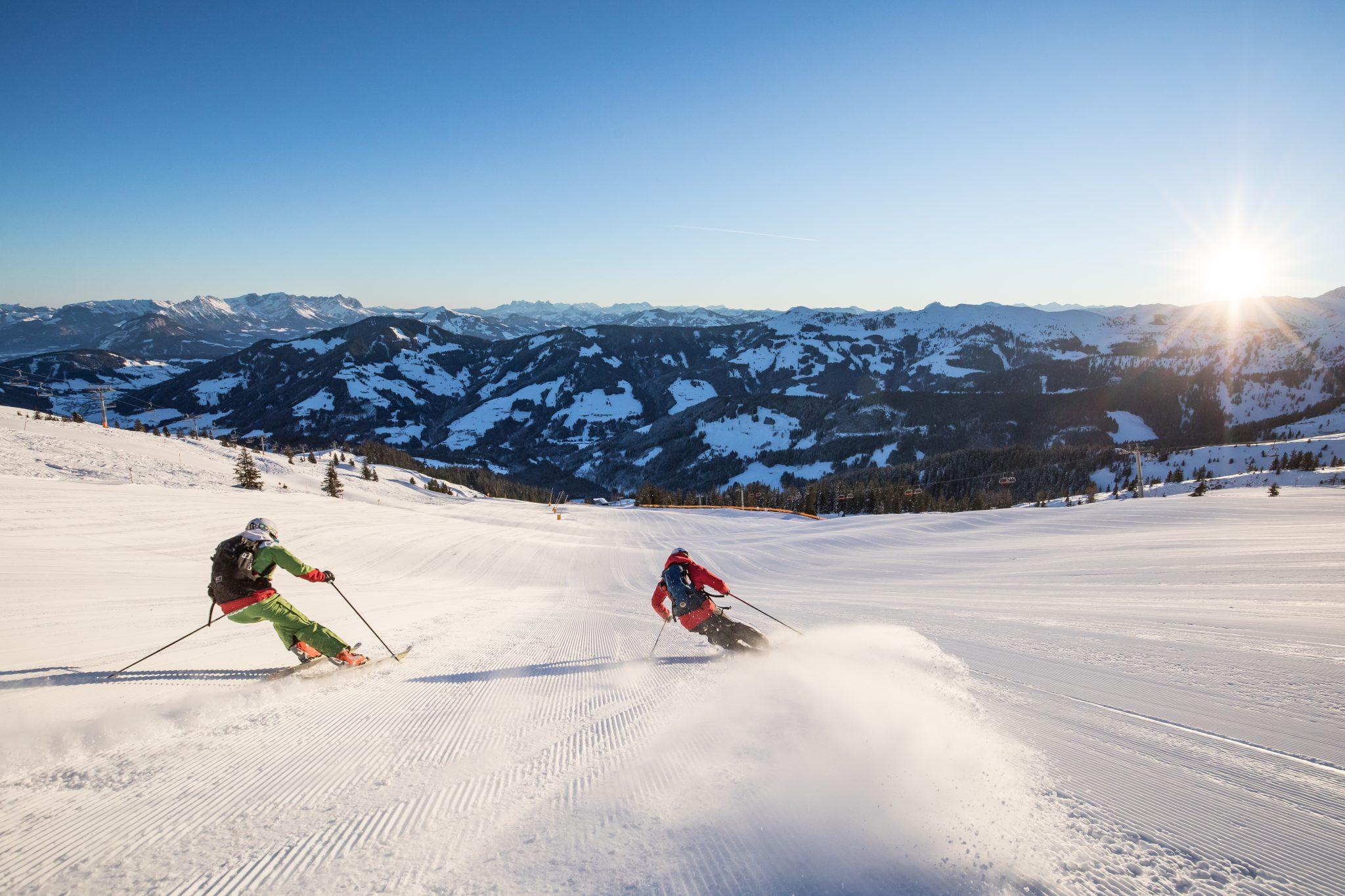 Spaß & Speed im Ski Juwel Alpbachtal Wildschönau