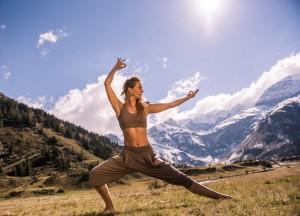 """""""Atme die Berge"""" – Gasteiner Yoga-Tage"""