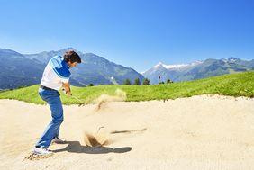 Ski am Berg & Golf im Tal