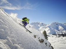 Freeride-Azubi zum Ski-Opening