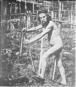 Besuch bei den ersten Hippies