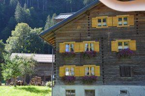Hof in Schruns-Tschagguns