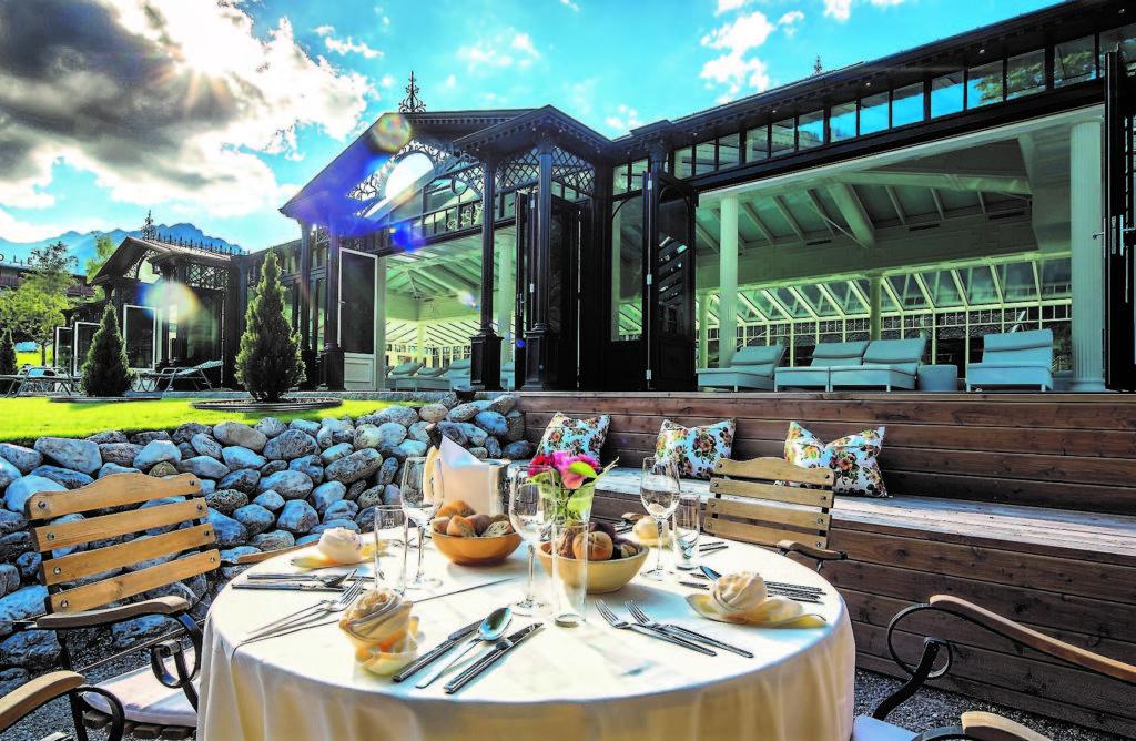 Foto/Romantikhotel der Wiesenhof