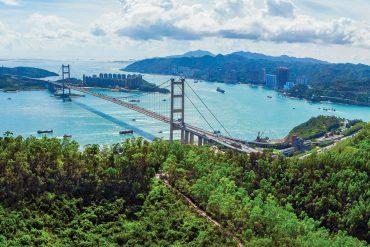 Natur pur: Hongkongs überraschend grüne Seite