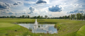 """Lazy Lady Monday"" in OPEN.9 Golf Eichenried"