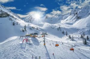 Schladminger 4-Berge-Skischaukel öffnet am 27. 11.