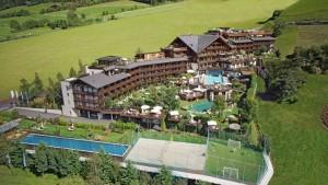 """Hotel-, Spa- und Wellness-Traum mitten im Südtiroler Passiertal: Die 5 Sterne-Oase """"Andreus"""""""