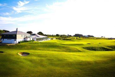 Golf-Frühling auf den Kanalinseln – Teil 1 Jersey