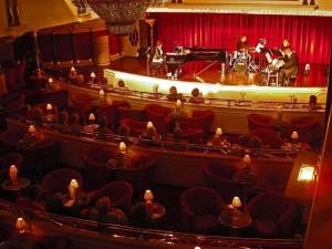Jazz im nostalgischen Kaisersaal