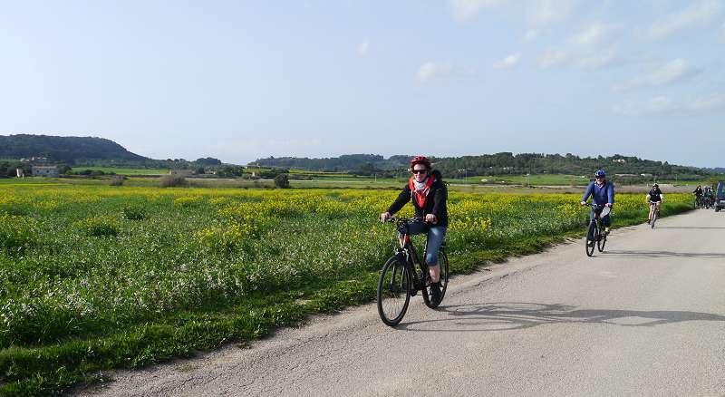 k-25 - Radfahren von Dorf zu Dorf