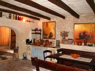 k-3-Traditionelles Haus in Montuiri von   Sra. Jerònia Sampol y Biel Mateu