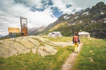 Aktiv in den Südtiroler Herbst
