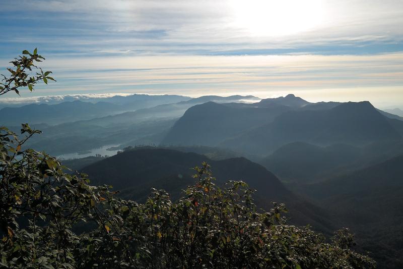 Ausblick vom Gipfel (c) István Vass