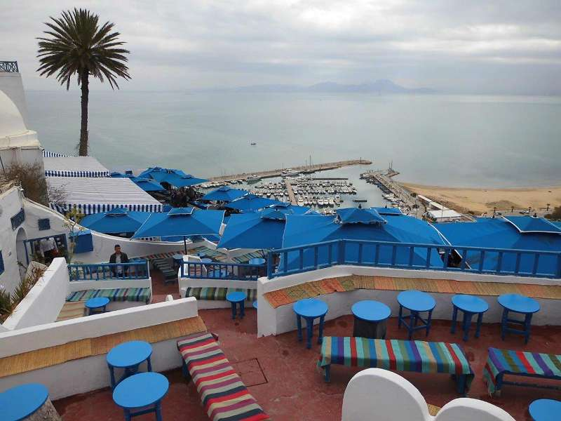 Tunesien begeistert schöne Golfplätze prima Klima Residence Golf Resort