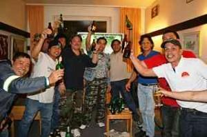 Filipinos lieben die Karaokebar im Duckdalben Foto_DagmarGehm