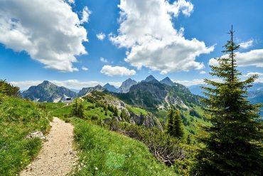 Das Tannheimer Tal lockt mit idyllischer Abgeschiedenheit