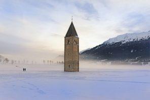 Zwei Länder Skiarena: Nauders bis Sulden