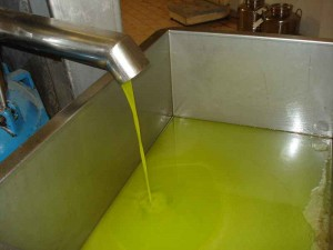k-OlivenölFließt