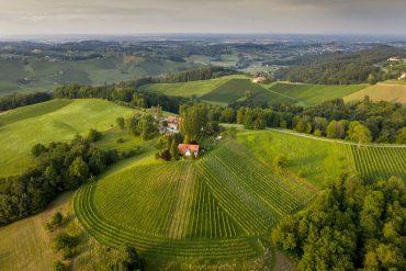 Mit dem Rad über Stock und Wein in der Südsteiermark