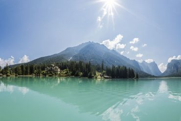 Die atemberaubendsten Bergseen in Südtirol