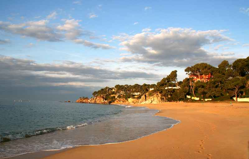 k-Traumbuchten an der Costa Brava